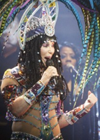 Cher live in Dallas, 2014