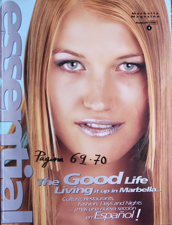 ESSENTIAL MARBELLA- AGOSTO 1999