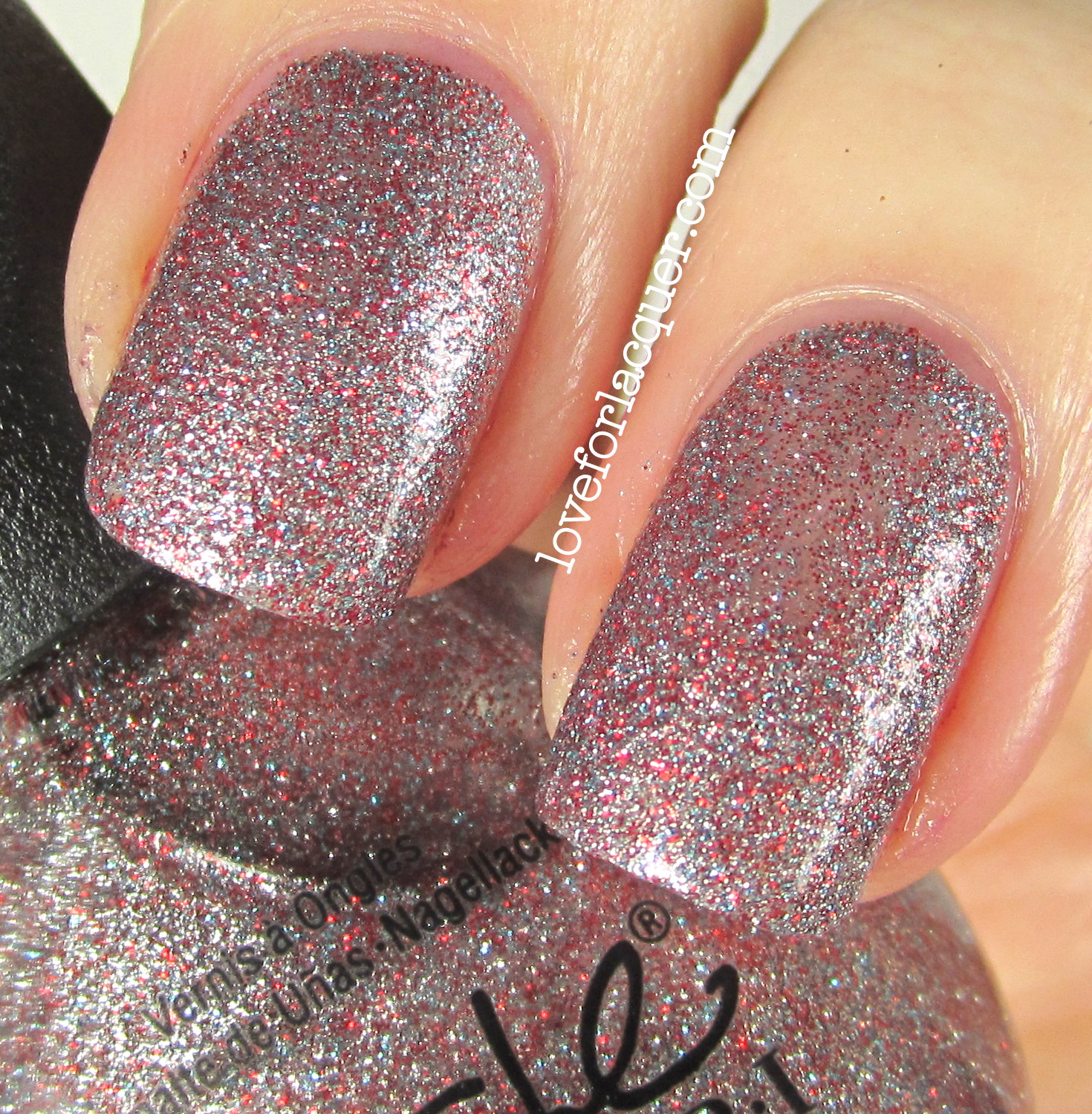 Nicole by OPI Kardashian Kolor Holiday 2012 Swatches & Review - Love ...