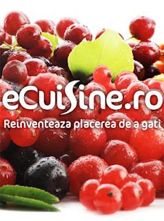 eCuisine.ro - Reinventeaza placerea de a gati