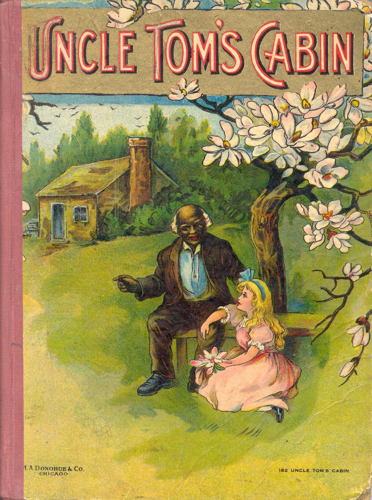 the characters from uncle toms cabin essay