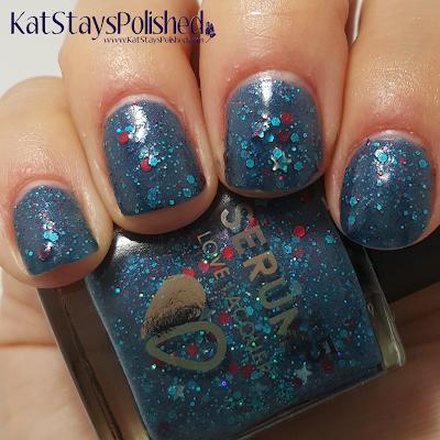 Serum No 5 July 2015 | Kat Stays Polished