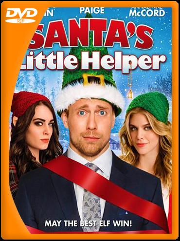 El Pequeño Ayudante De Santa (2015) DVDRip Latino