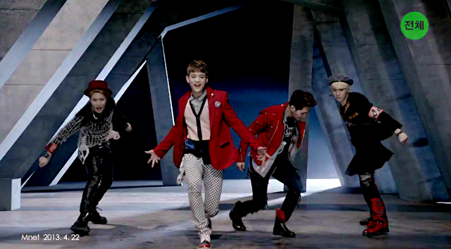 shinee why so serious screencap 2