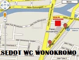 SEDOT WC WONOKROMO