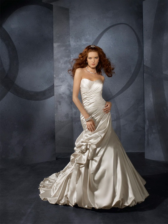 Mori lee bridal gowns for Mori lee discontinued wedding dresses
