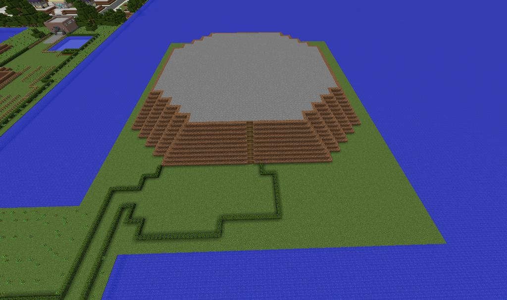 Minecraft sinnoh region part 19 route 214 spring path and sendoff i also forgot to mention before that this is where you enter the distortion world in pokemon platinum i think gumiabroncs Images
