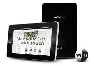 review dan harga movi max p5 hercules tablet pc murah dual sim dan