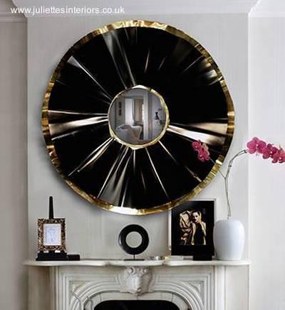 Arquitectura de casas espejos decorativos refinados para for Espejos finos decorativos
