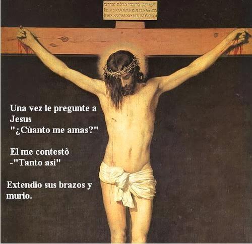 Jesús ¿Cuánto te ama?