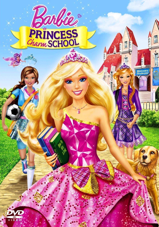 Nueva Sinopsis De Barbie Escuela De Princesas