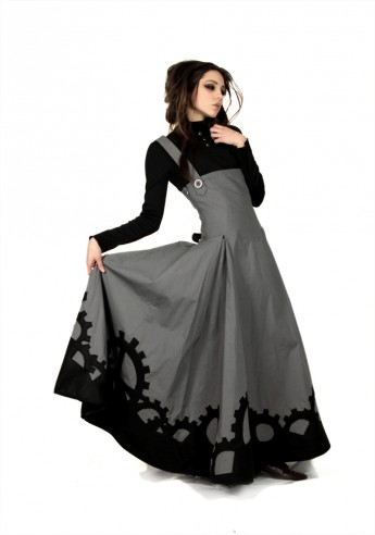 Kato Steampunk Dress original Steampunk apparel
