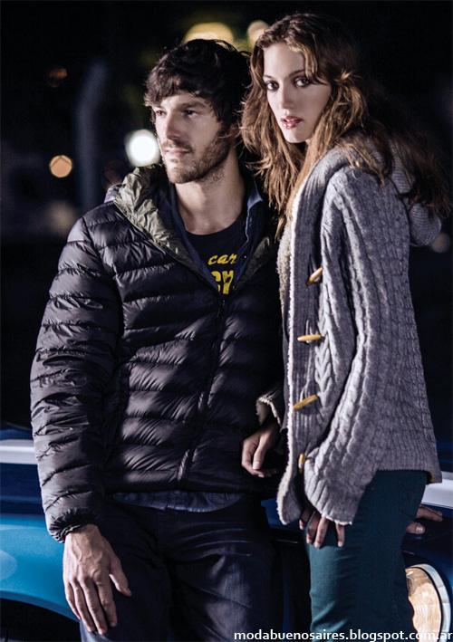 camperas y sacos tejidos de hilo invierno 2014 Wrangler