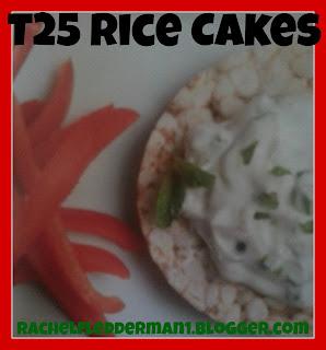T25 Rice Cakes