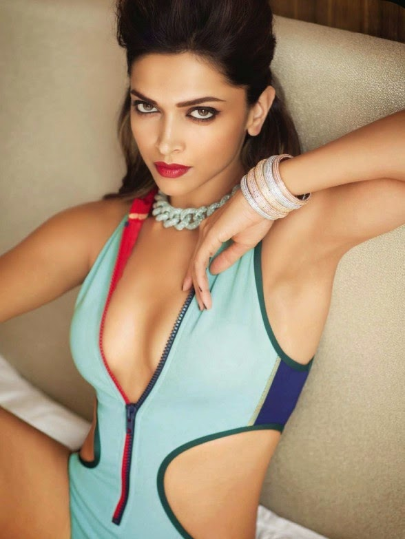 Deepika Padukone - Extreme Hot Photos For Vogue Magazine