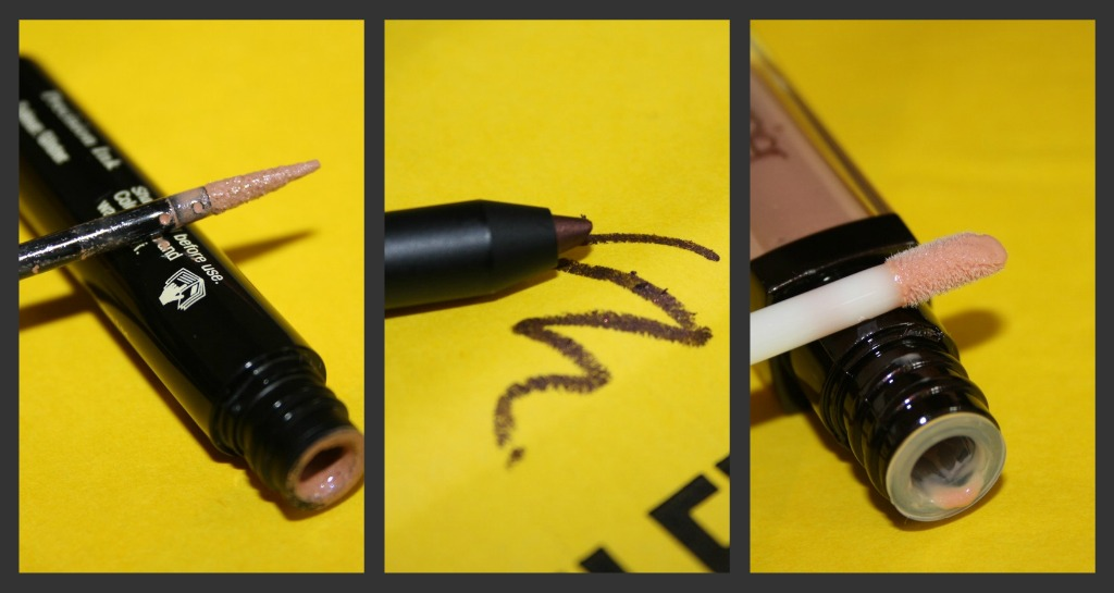 ... liner) I always turn to my Illamasqua Precision ink in Abyss (review); ...