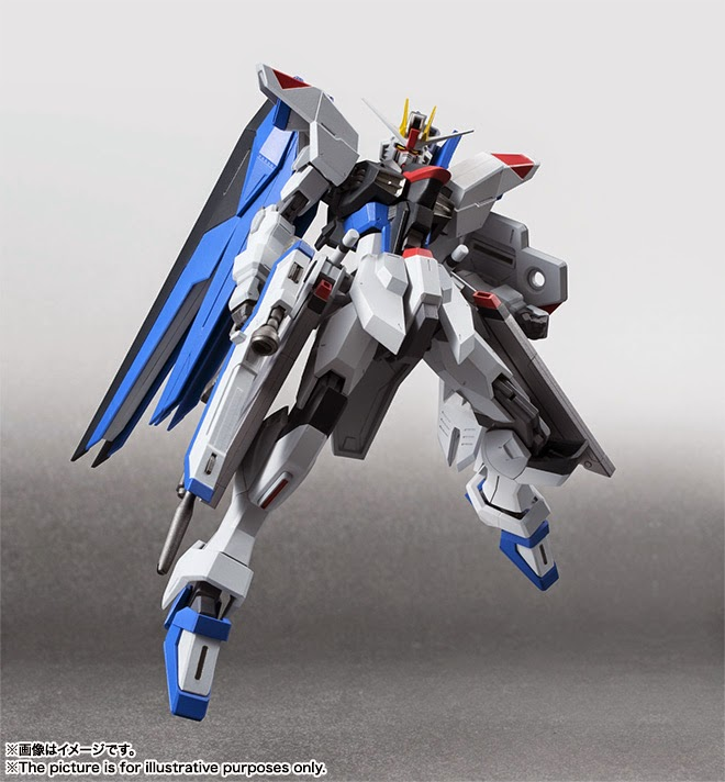 robot gundam freedom