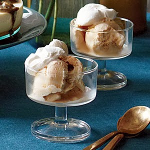 Pumpkin Pie Ice Cream by Cooking Light.