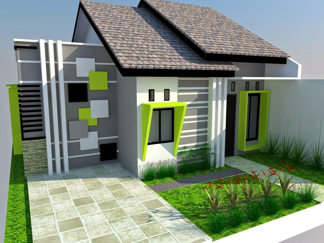 Desain Model Rumah Minimalis Sederhana