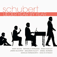Schubert Lieder Year by Year