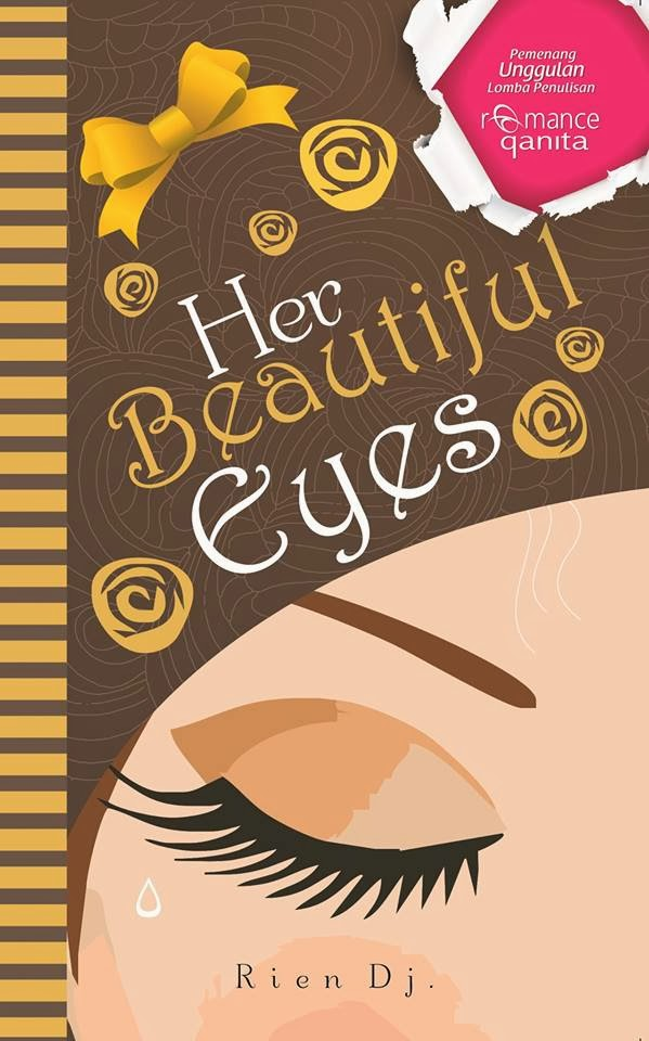 Her Beautiful Eyes (novel romance Qanita-Mizan)