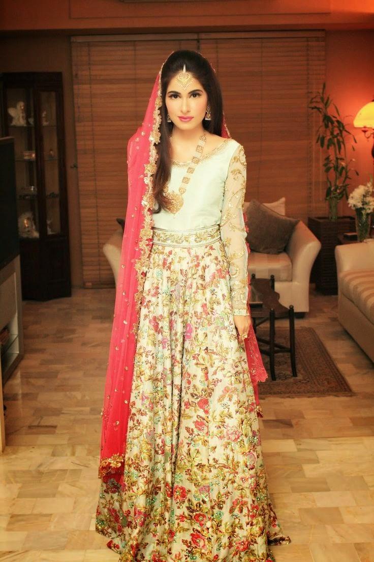 Indian Bridal Designer Wear 2016 33