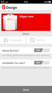 Cara Mudah Desain Kaos di Ponsel Android dan iOS