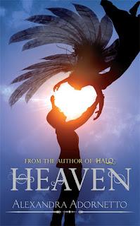 3.- Heaven- Alexandra Adornetto