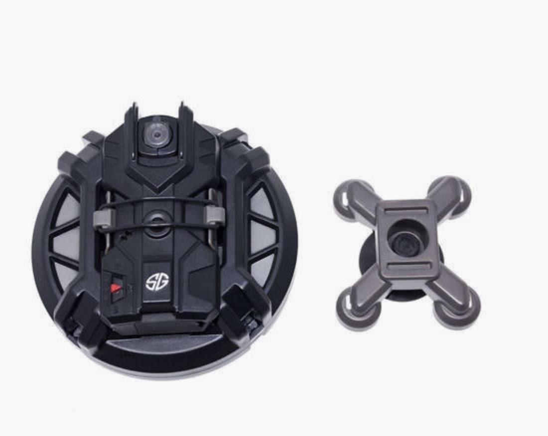 Spy Gear Panosphere 360 Spy Cam Stealth Panorama Video