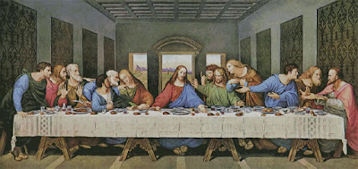 Leisure Arts Last Supper, The - Cross Stitch Pattern - 123Stitch.com