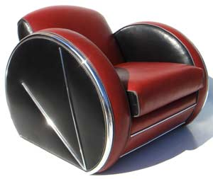 Art Deco: Furniture as art