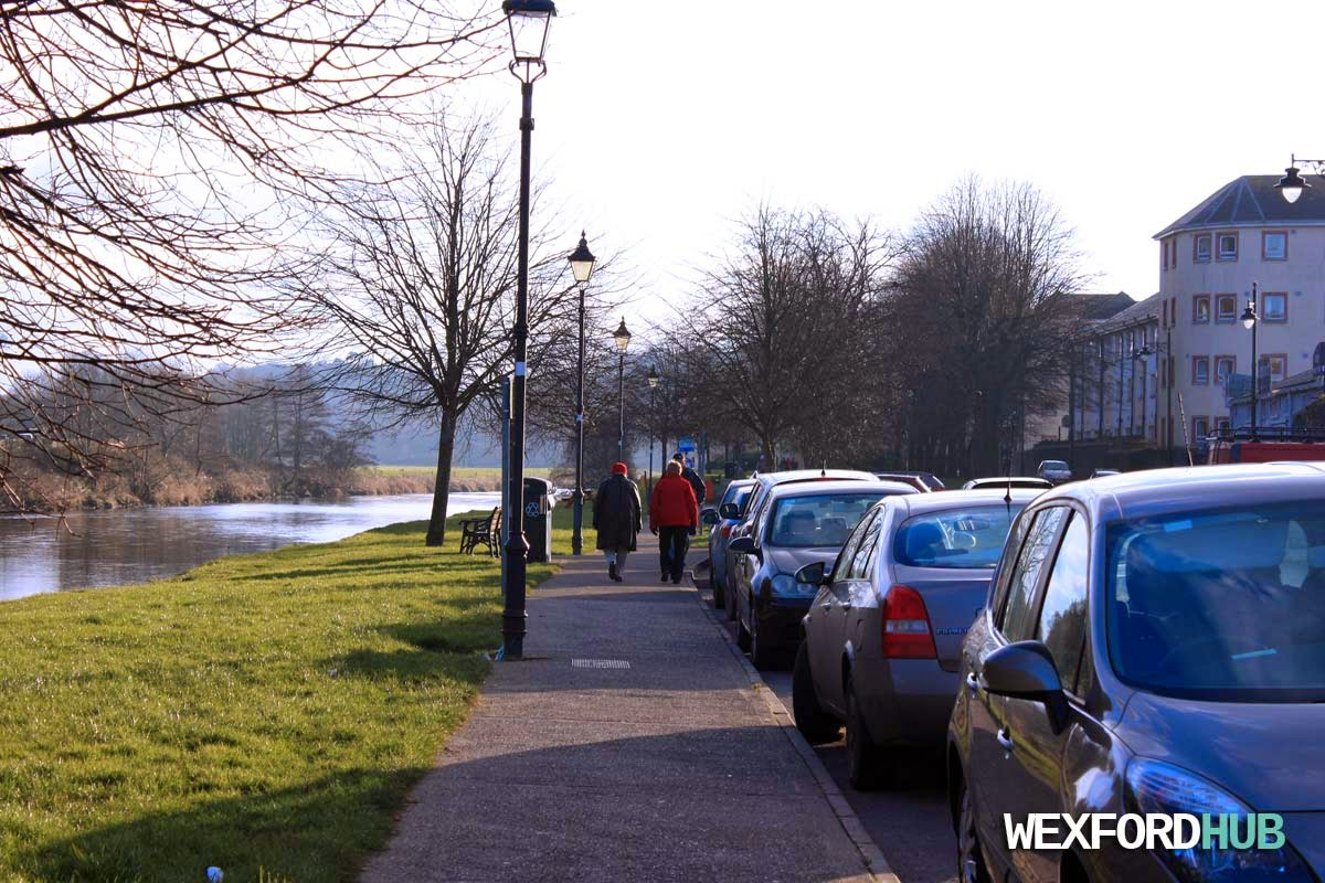The Promenade, Enniscorthy