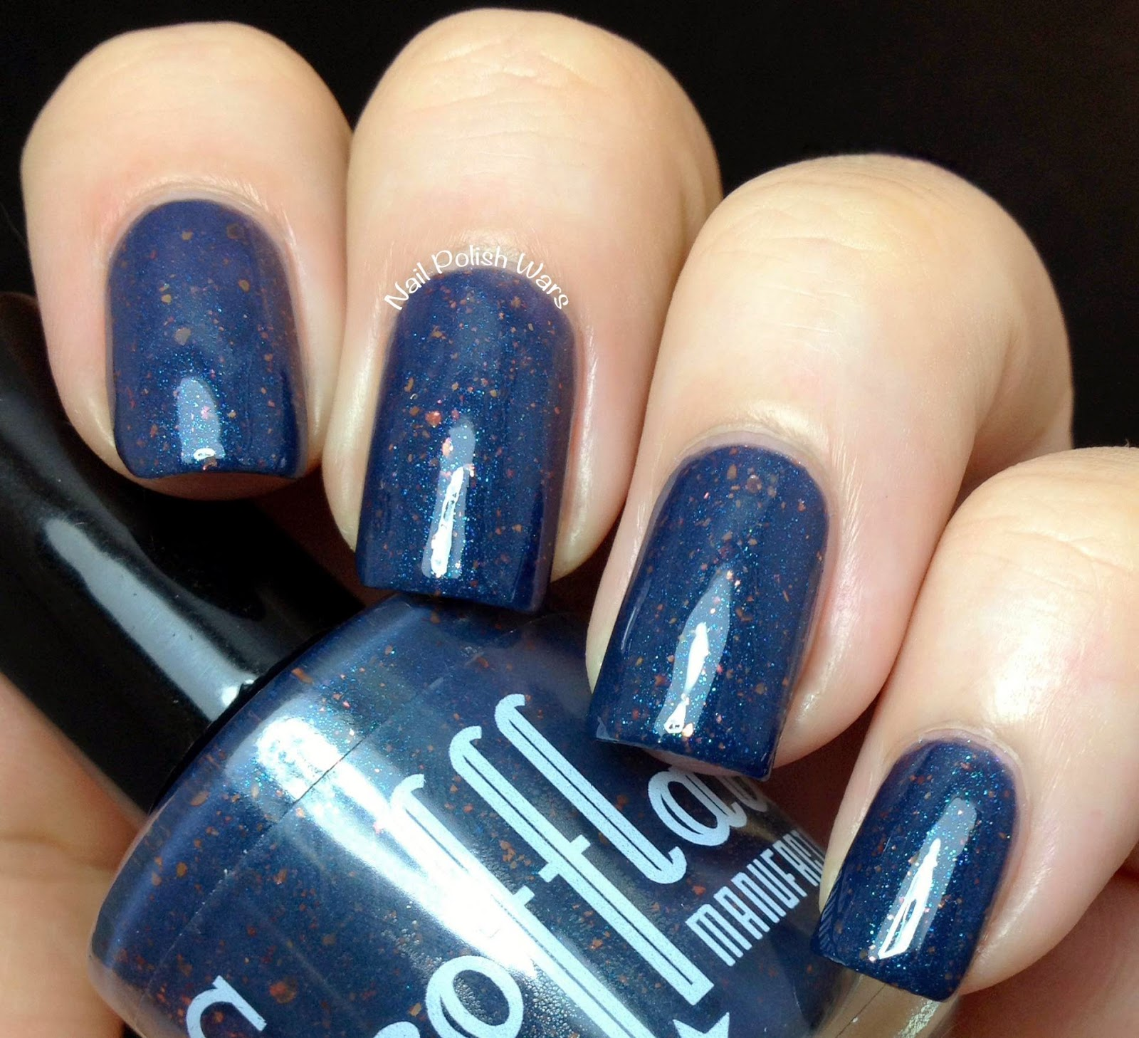 Scofflaw Nail Varnish