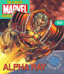 Alpha Ray