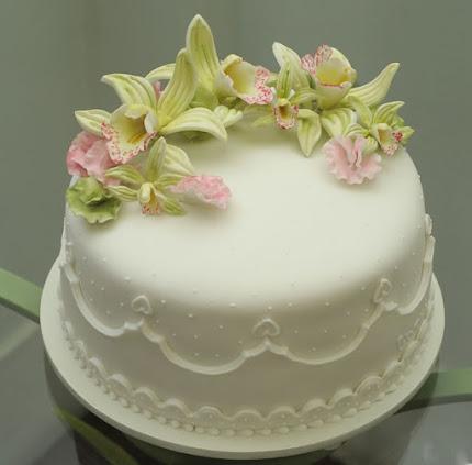 Orquídea bolo...