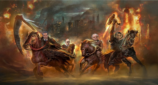 Apocalypse Now – Last Days Warning