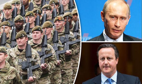 Η Βρετανία Ετοιμάζεται για ΠΟΛΕΜΟ με τη Ρωσία!! Στρατεύματα σε όλη την Ανατολική Ευρώπη!!!