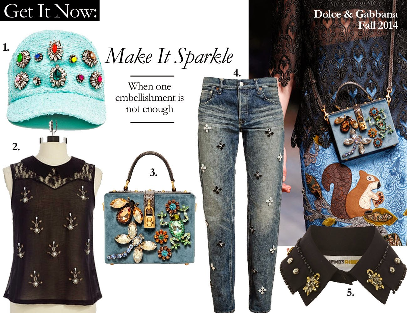 Get It Now: Make It Sparkle