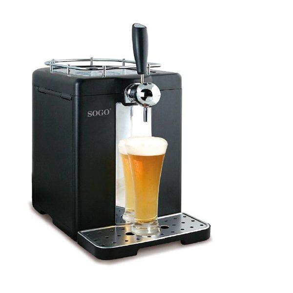 Shopstoresl disfruta de tus cervezas bien fr as en casa - Dispensador latas nevera ...