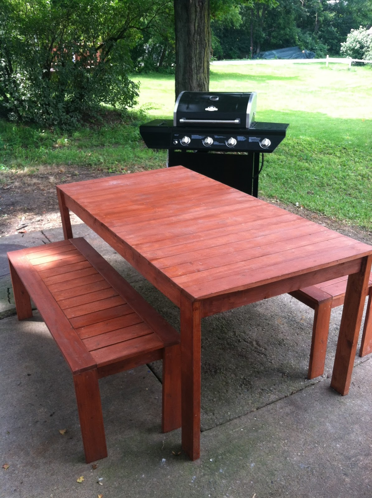 Dining Table Outdoor Dining Table Diy