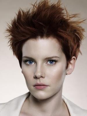 moderno cabello corto