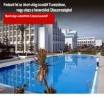 Tunéziai utazás nyeremény