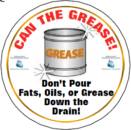 Green Risks Can The Grease To Keep Sewers Flowing