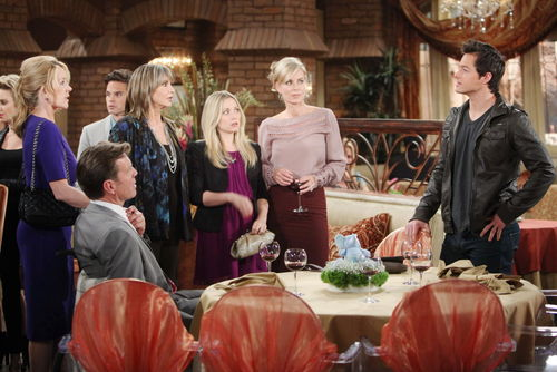 The Genoa City Athletic Club: A THE YOUNG AND THE RESTLESS FAN BLOG