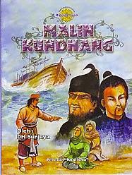 toko buku rahma: buku MALIN KUNDHANG, pengarang sunjaya, penerbit kharisma
