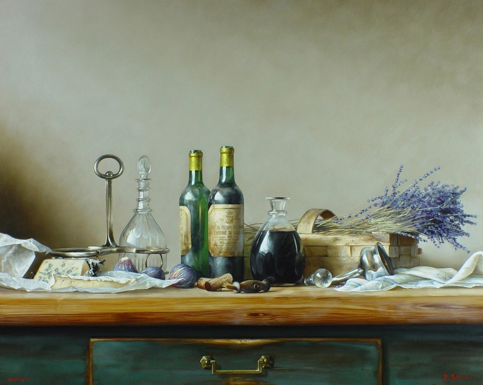Cuadros Modernos Pinturas Y Dibujos  Galer&237a De Bodegones