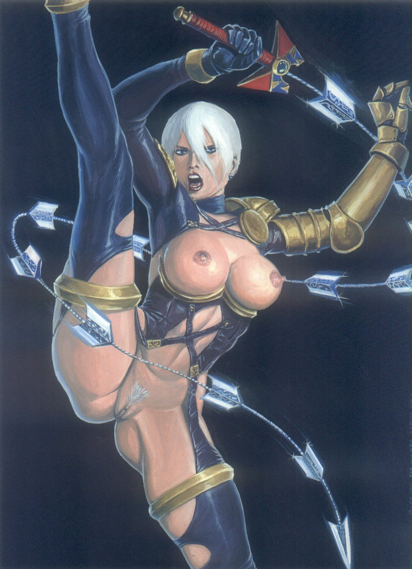 Soulcalibur naked pictures porncraft pic