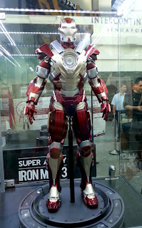 Play Imaginative Super Alloy 1/4 Scale Figure - Iron Man 3 - Heartbreaker Armor