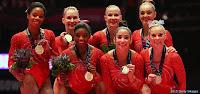 GIMNASIA ARTÍSTICA - Mundial femenino 2015 (Glasgow, Escocia). Simone Biles se convierte con 10 oros en la máxima laureada de la historia de los Mundiales