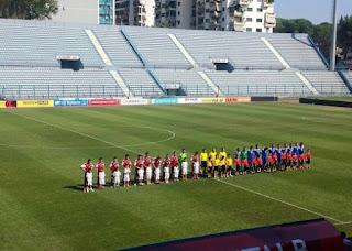 U21 Albania-Izrael - 1-1